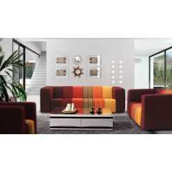 Fabric Sofa-1+2+3 Sofa(Hd 2155) FurnitureSofa And ArmchairsSofas