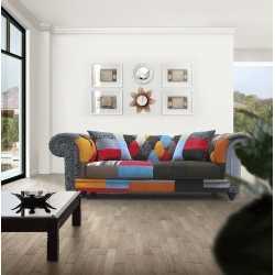 Fabric Sofa-1+2+3 Sofa(Hd 2175) FurnitureSofa And ArmchairsSofas