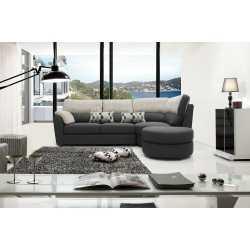 Fabric Sofa-L-Shape(Hd 2103 (Coffee) FurnitureSofa And ArmchairsSofas