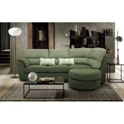 Fabric Sofa-L-Shape(Hd 2103 (Olive) FurnitureSofa And ArmchairsSofas