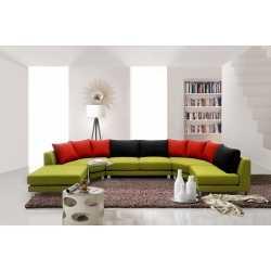 Fabric Sofa-L-Shape(Hd 2179) FurnitureSofa And ArmchairsSofas