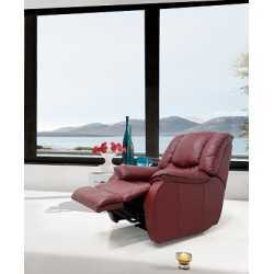 Recliner Sofa-Hd 7124 FurnitureSofa And ArmchairsSofas