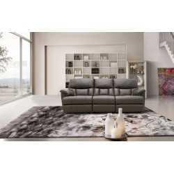 Recliner Sofa-Hd 7126 FurnitureSofa And ArmchairsSofas