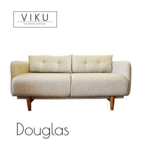 Sofa 2 Seater-Douglas FurnitureSofa And ArmchairsSofas
