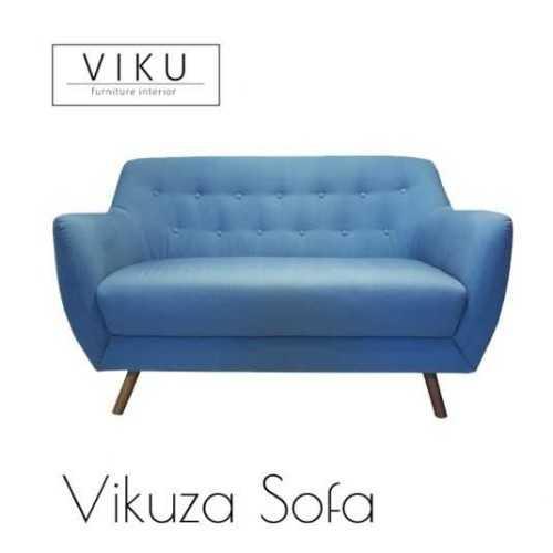Sofa 2 Seater-Vikuza Sofa FurnitureSofa And ArmchairsSofas
