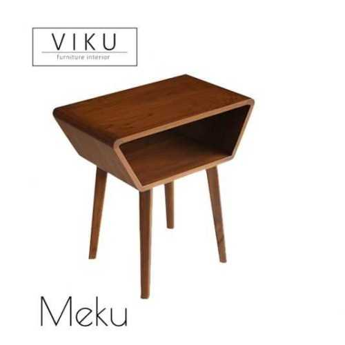 Side Table-Meku FurnitureSleeping Area And Children BedroomBedside Tables