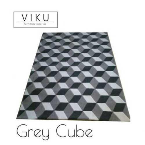 Foto produk  Carpet-Grey Cube di Arsitag