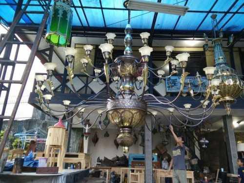 Foto produk  Lampu Robyong di Arsitag