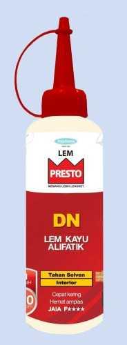 Foto produk  Presto Dn Botol 250 Gram di Arsitag