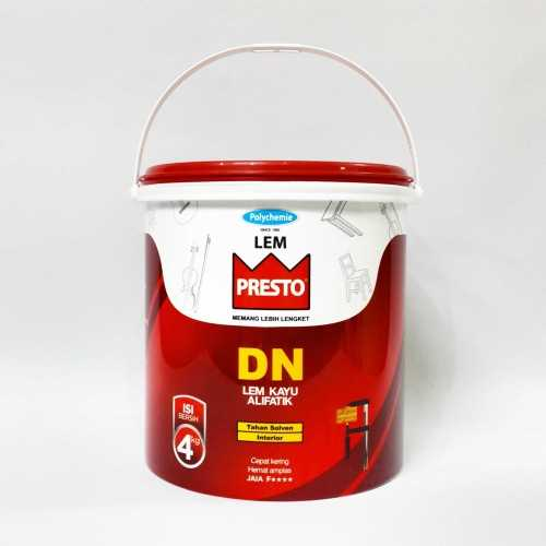 Presto Dn Ember 4 Kilogram ConstructionProducts For Floors And Walls InstallationWood-Flooring Adhesives