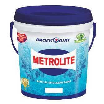 Foto produk  Produk Dekoratif Interior-Metrolite Acrylic Emulsion di Arsitag