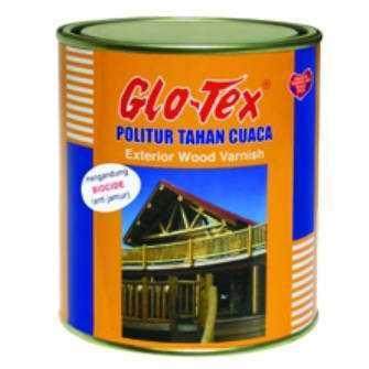 Foto produk  Produk Dekoratif Permukaan Khusus-Glotex Politur Tahan Cuaca di Arsitag