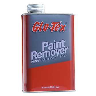 Produk Dekoratif Permukaan Khusus-Glotex Paint Remover ConstructionPaints And VarnishesPaint Removers
