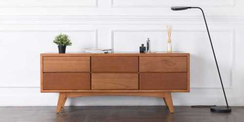 Aria Credenza FurnitureTables And Chairs