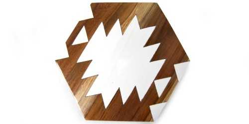 Foto produk Dining Table Accessories Hexagon Placemat di Arsitag