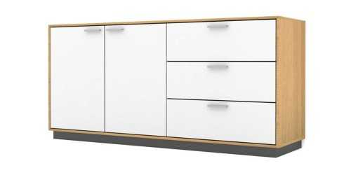 Case Cabinet Set Type H White FurnitureStorage Systems And Units