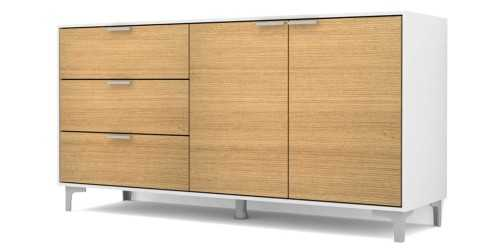 Foto produk  Case Cabinet Set Type F Natural Finish di Arsitag