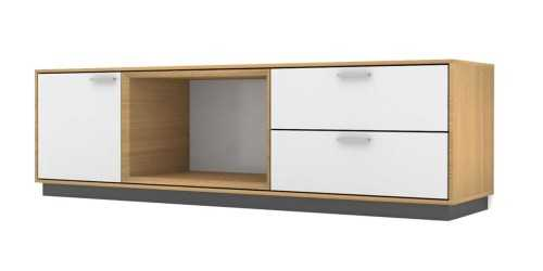 Case Cabinet Set Type B White FurnitureStorage Systems And Units