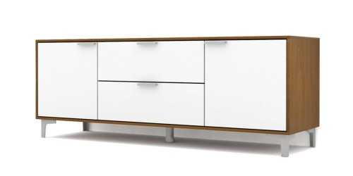 Foto produk  Case Cabinet Set Type A White di Arsitag