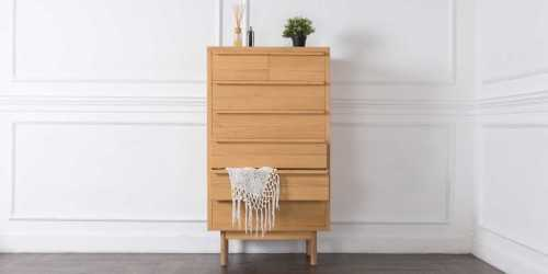 Seed 6 Drawer Cabinet FurnitureStorage Systems And Units