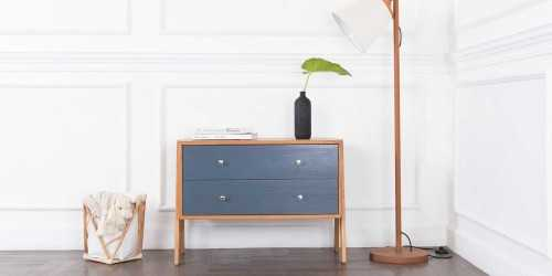 Neoteric Small Cabinet (Blue) FurnitureStorage Systems And Units