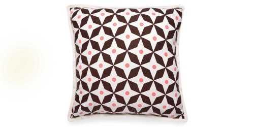 Seren Cushion Cover Brown DécorTextiles And RugsCushions