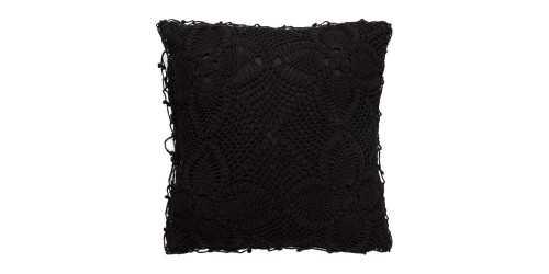 Las Cushion Cover Black DécorTextiles And RugsCushions