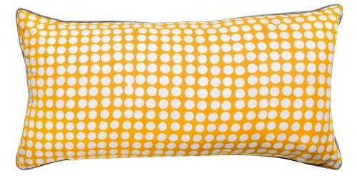 Plac Cushion Cover Long Yellow DécorTextiles And RugsCushions