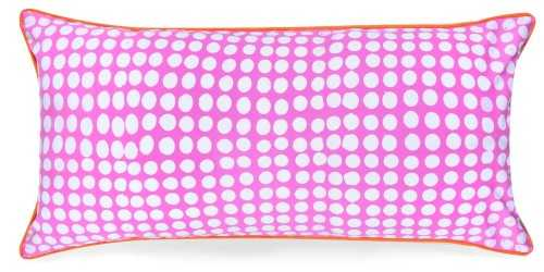 Plac Cushion Cover Long Pink DécorTextiles And RugsCushions