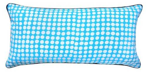 Plac Cushion Cover Long Blue Vienna DécorTextiles And RugsCushions