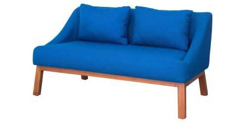 Taylor 2 Seater Living Set Blue Beach FurnitureSofa And ArmchairsSofas