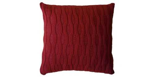 Pillow Case Pattern Maroon DécorTextiles And RugsCushions