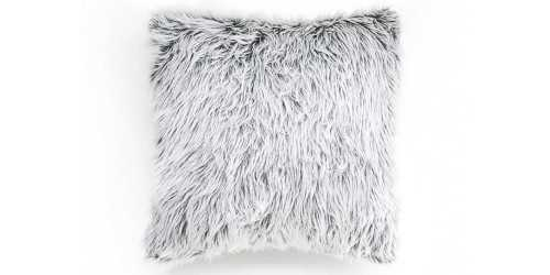 Fur Cushion Square Grey DécorTextiles And RugsCushions