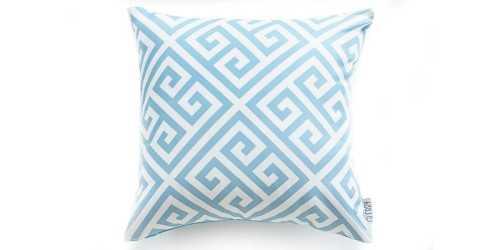 Maze Cushion Sky Blue DécorTextiles And RugsCushions