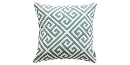 Maze Cushion Olive Green DécorTextiles And RugsCushions