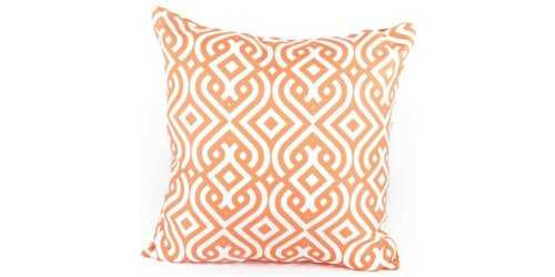 Tangerine Cushion Small DécorTextiles And RugsCushions
