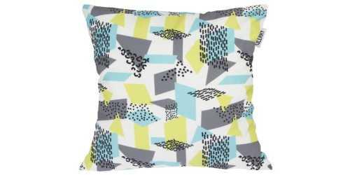 Sunny Skies Cushion Grey DécorTextiles And RugsCushions