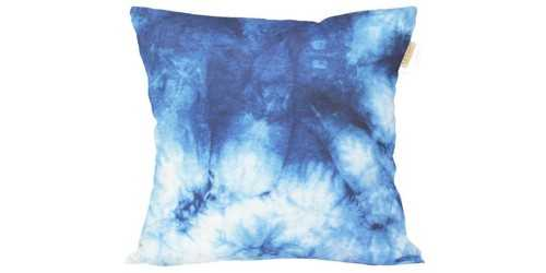 Blue My Mind Cushion Blue DécorTextiles And RugsCushions