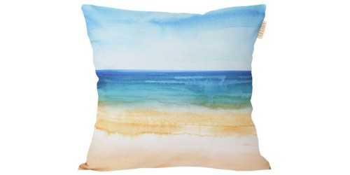 Foto produk  Beach Paradise Cushion Blue di Arsitag