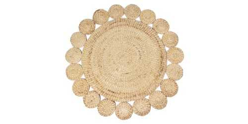 Atar Petal Rug Large DécorTextiles And Rugs