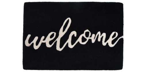 Welcome Mini Rug DécorTextiles And Rugs