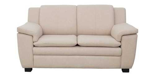 Zoey Sofa Set Custard Vienna FurnitureSofa And ArmchairsSofas