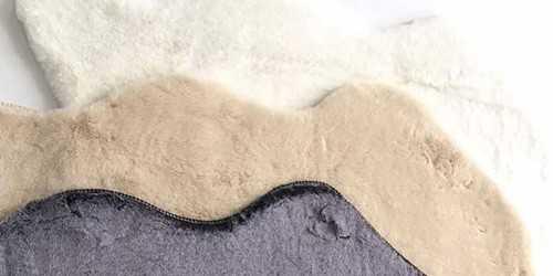Foto produk  Fur Rug Medium di Arsitag