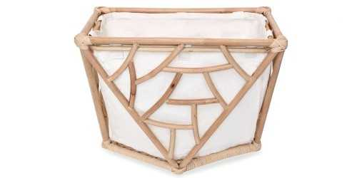 Hex Rectangle Basket DécorStorage And Space Organization