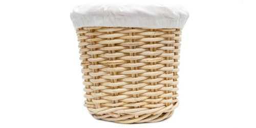 Kobu Basket Bin Natural DécorStorage And Space Organization