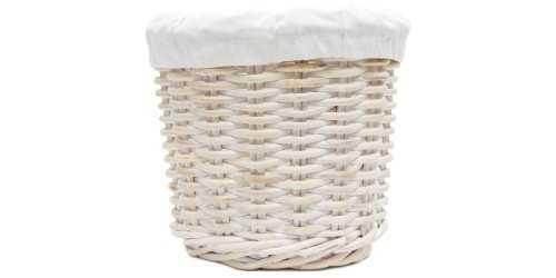 Kobu Basket Bin White DécorStorage And Space Organization