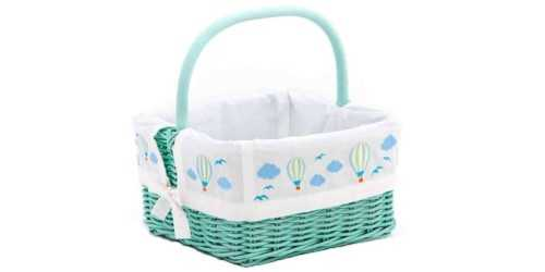 Foto produk Storage And Space Organization Diane Basket Blue Mint di Arsitag
