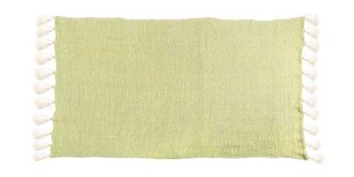 Hely Throw Green DécorTextiles And Rugs