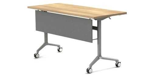 Siena Training Desk Type A Brown OfficeOffice Desks