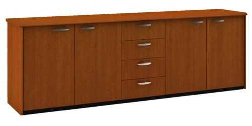 Foto produk Office Drawer Units Executive Classe Working File Cabinet Type D Brown di Arsitag